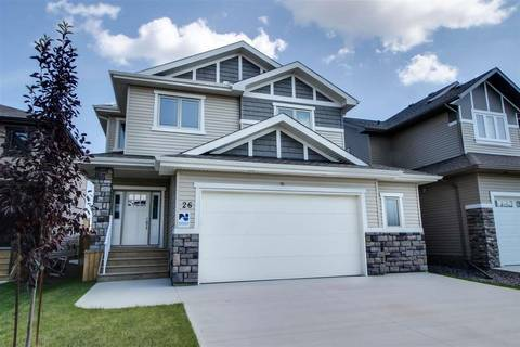 House for sale at 26 Dillworth Cres Spruce Grove Alberta - MLS: E4161952