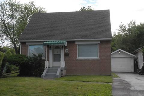 House for rent at 26 Dorine Cres Toronto Ontario - MLS: E4484644