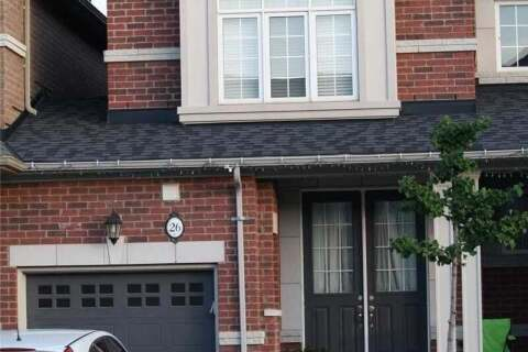 Townhouse for rent at 26 Dufay Rd Brampton Ontario - MLS: W4862836