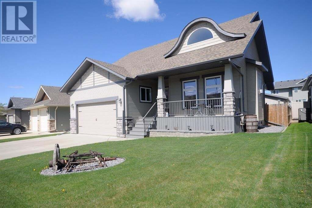 House for sale at 26 Ebony St Lacombe Alberta - MLS: ca0192460