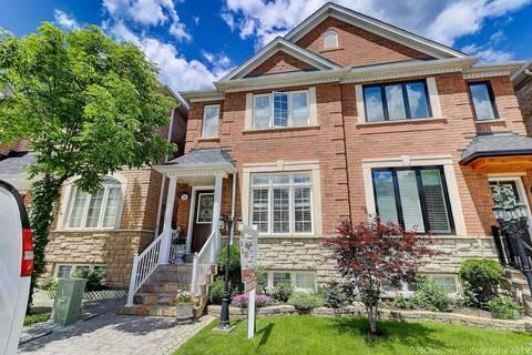 Townhouse for sale at 26 Estoril Terr Toronto Ontario - MLS: W4481689