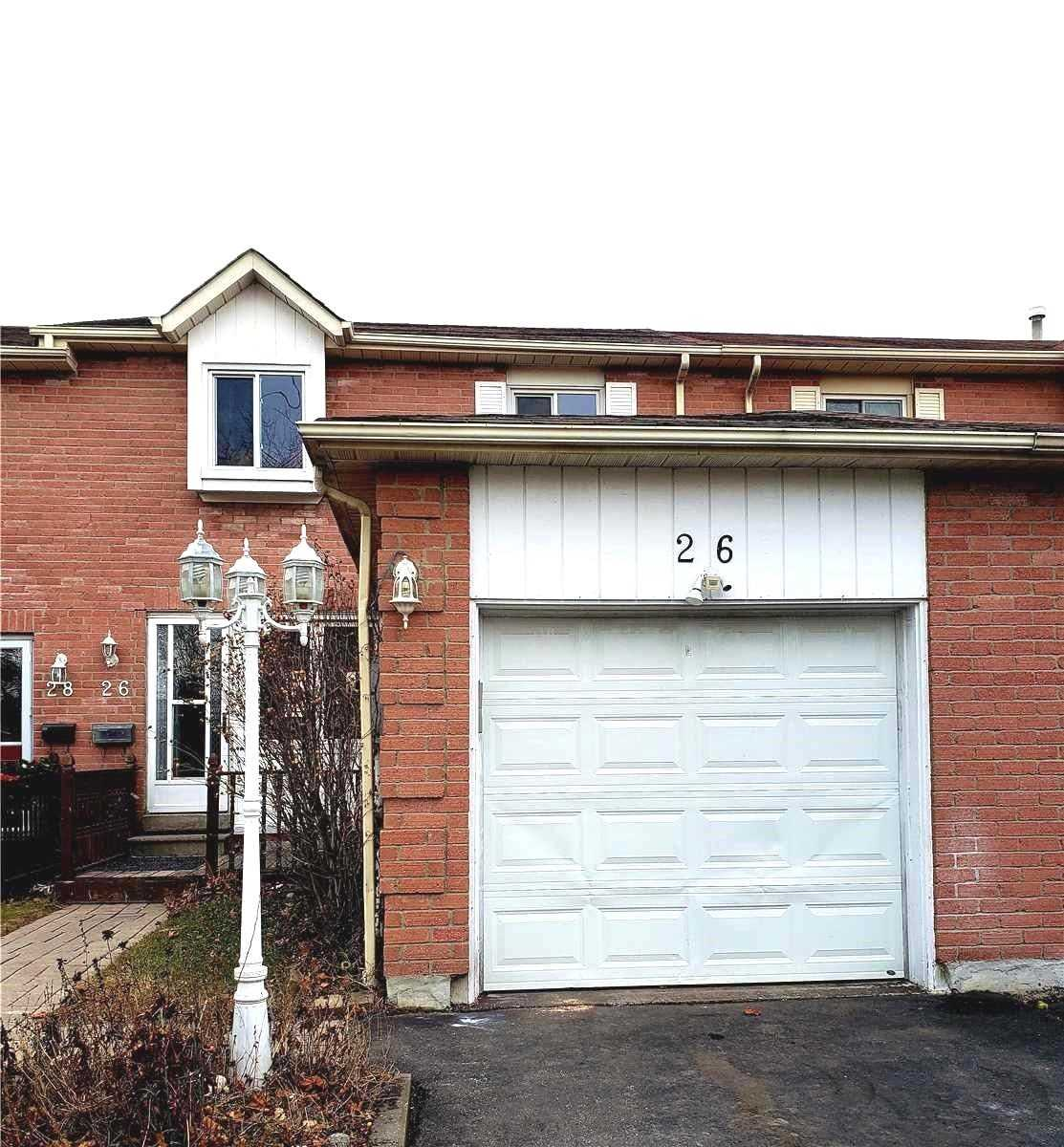 House for sale at 26 Field Crescent Ajax Ontario - MLS: E4334110