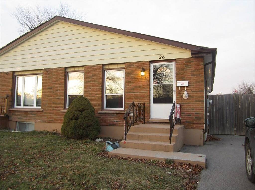 House for sale at 26 Flower St St. Catharines Ontario - MLS: 30785600