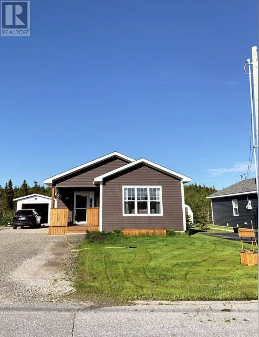 House for sale at 26 Ford Cres Stephenville Newfoundland - MLS: 1212985