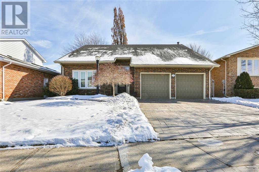 House for sale at 26 Fox Run Brantford Ontario - MLS: 30790764