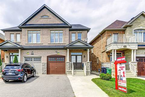 Townhouse for sale at 26 Franktown Dr Brampton Ontario - MLS: W4562545