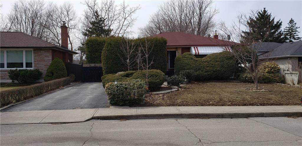 House for rent at 26 Geneva Dr Hamilton Ontario - MLS: H4066403