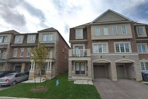 Townhouse for rent at 26 Givemay St Brampton Ontario - MLS: W4656478