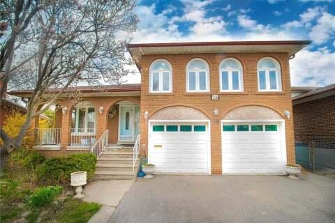 House for sale at 26 Hamer Blvd Toronto Ontario - MLS: W4771121