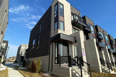 Townhouse for sale at 26 Hammersmith Ln Markham Ontario - MLS: N4708781