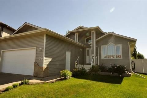 House for sale at 26 Harmony Cres Stony Plain Alberta - MLS: E4154695