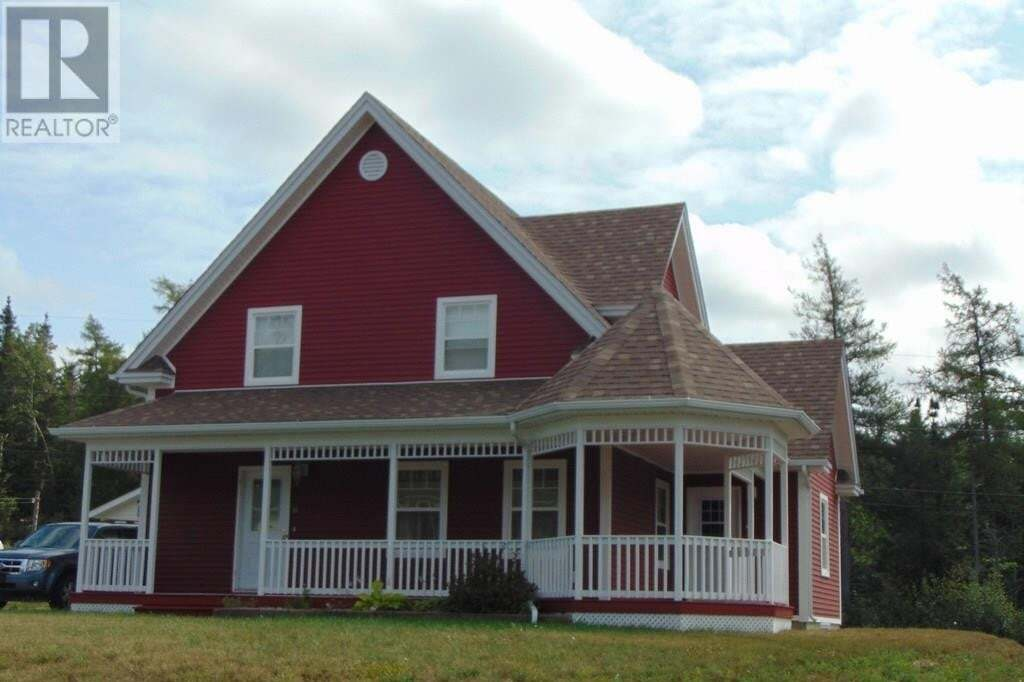 House for sale at 26 Harmsworth Dr Grand Falls - Windsor Newfoundland - MLS: 1214157