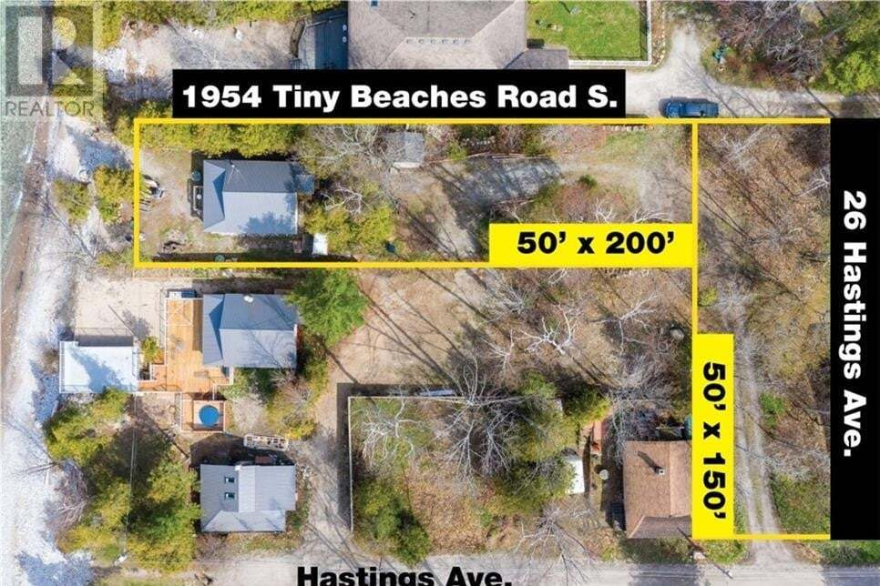 Home for sale at 26 Hastings Ave Tiny Twp Ontario - MLS: 273226