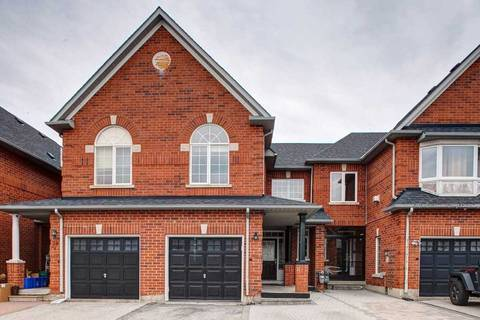Townhouse for sale at 26 Haymer Dr Vaughan Ontario - MLS: N4472235