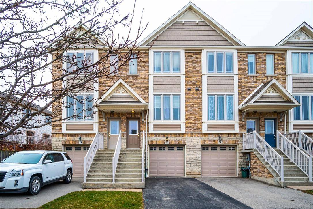Townhouse for sale at 26 Hemlock Wy Grimsby Ontario - MLS: H4075214