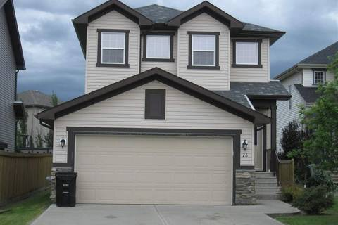 House for sale at 26 Henderson Ct Spruce Grove Alberta - MLS: E4161721