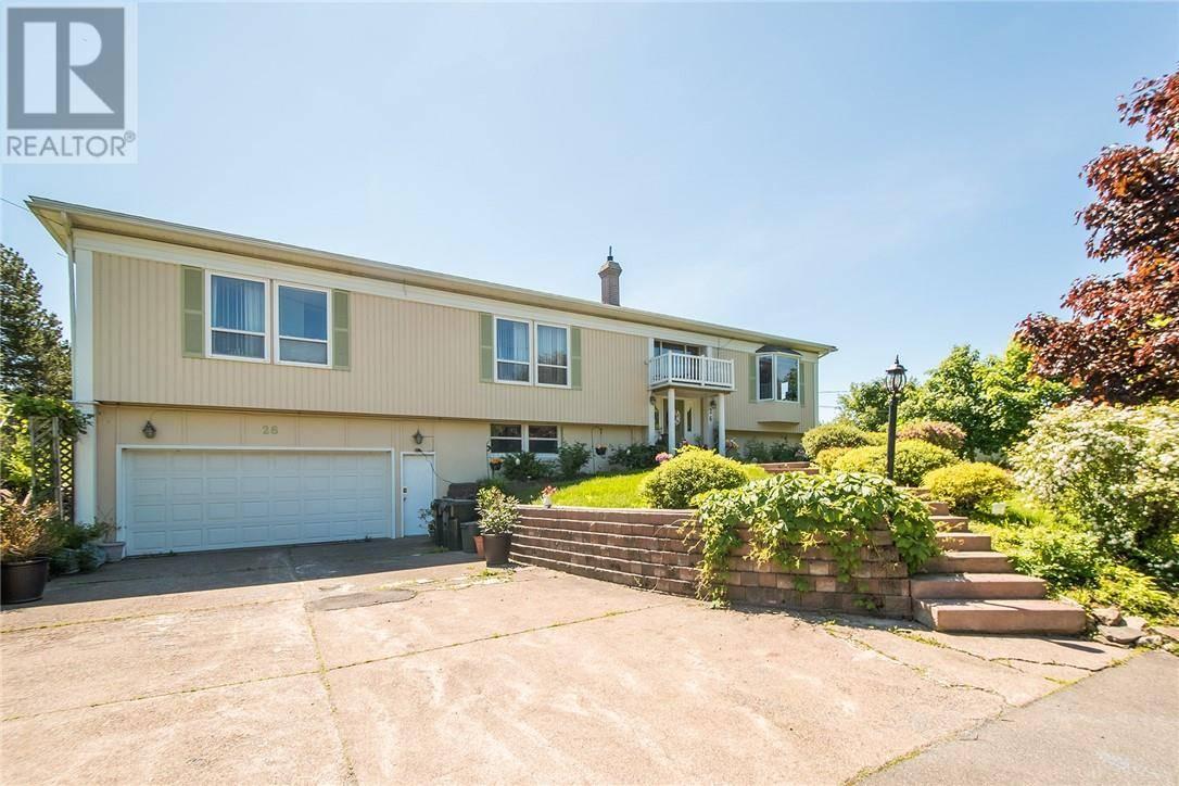 House for sale at 26 Highwood Dr Saint John New Brunswick - MLS: NB027829
