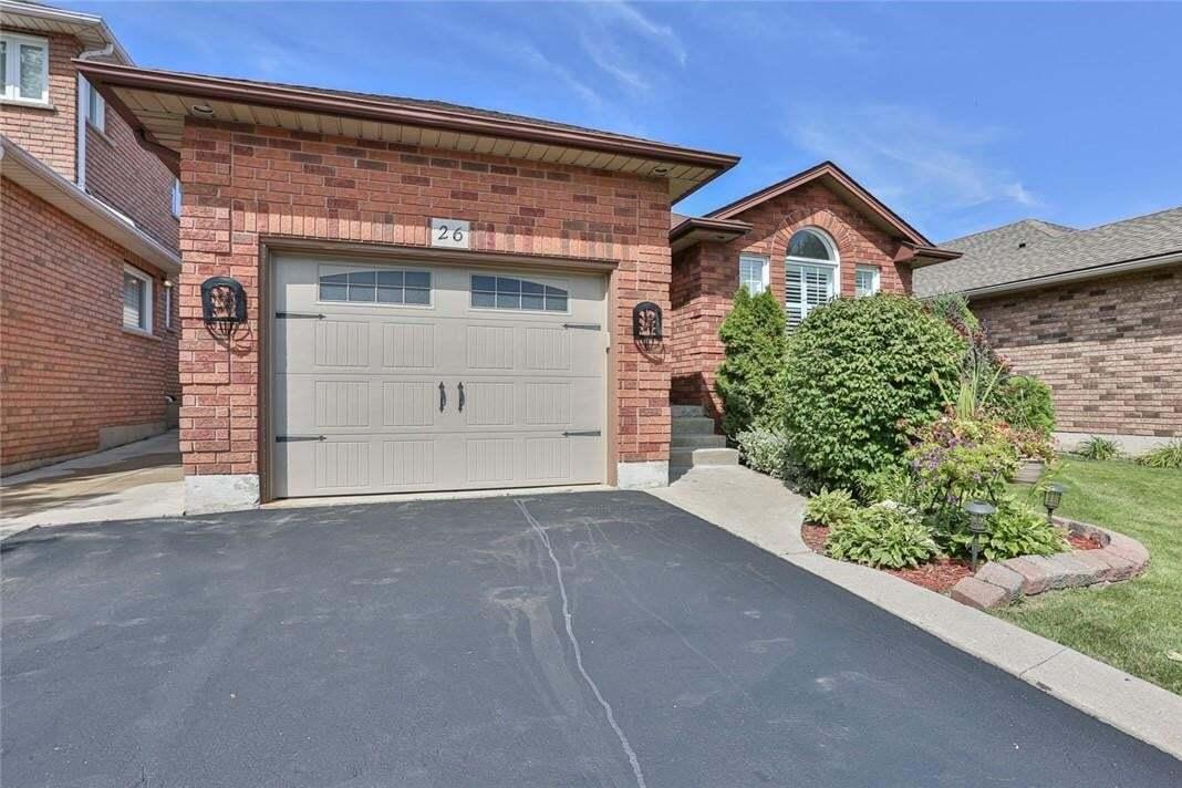 House for sale at 26 Hillgarden Dr Hamilton Ontario - MLS: H4085394