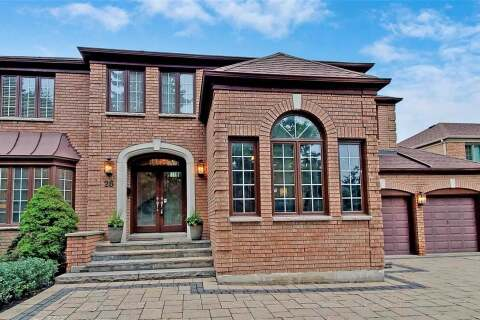 House for sale at 26 Hillholm Blvd Richmond Hill Ontario - MLS: N4948431