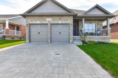 House for sale at 26 Hollingshead Rd Ingersoll Ontario - MLS: X4806916