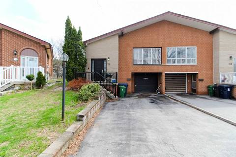 Townhouse for sale at 26 James Gray Dr Toronto Ontario - MLS: C4444440