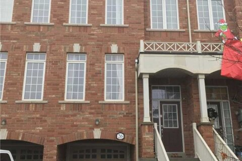 Townhouse for sale at 26 Jersey Ln Halton Hills Ontario - MLS: W5003480