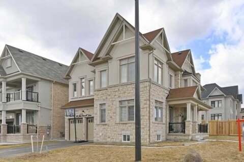 House for sale at 26 John Carroll Dr Brampton Ontario - MLS: W4913227