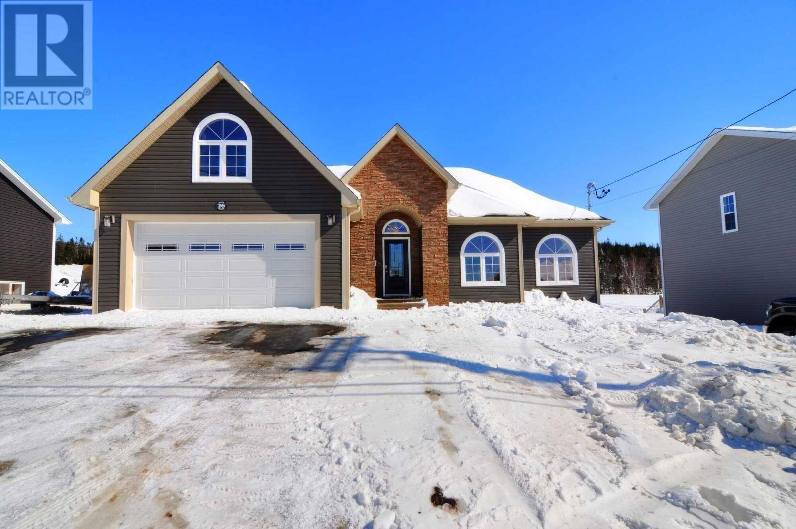 House for sale at 26 Keith St Massey Drive Newfoundland - MLS: 1212507