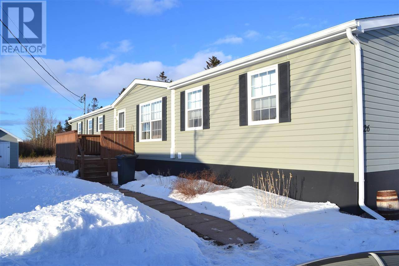 Residential property for sale at 26 Kenzie Myers Ave Summerside Prince Edward Island - MLS: 202002192