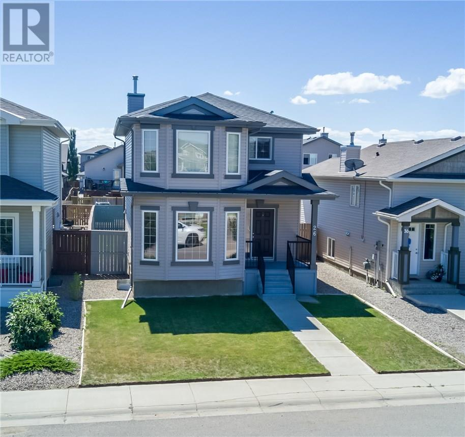 Removed: 26 Keystone Terrace West, Lethbridge, AB - Removed on 2018-08-24 20:24:03