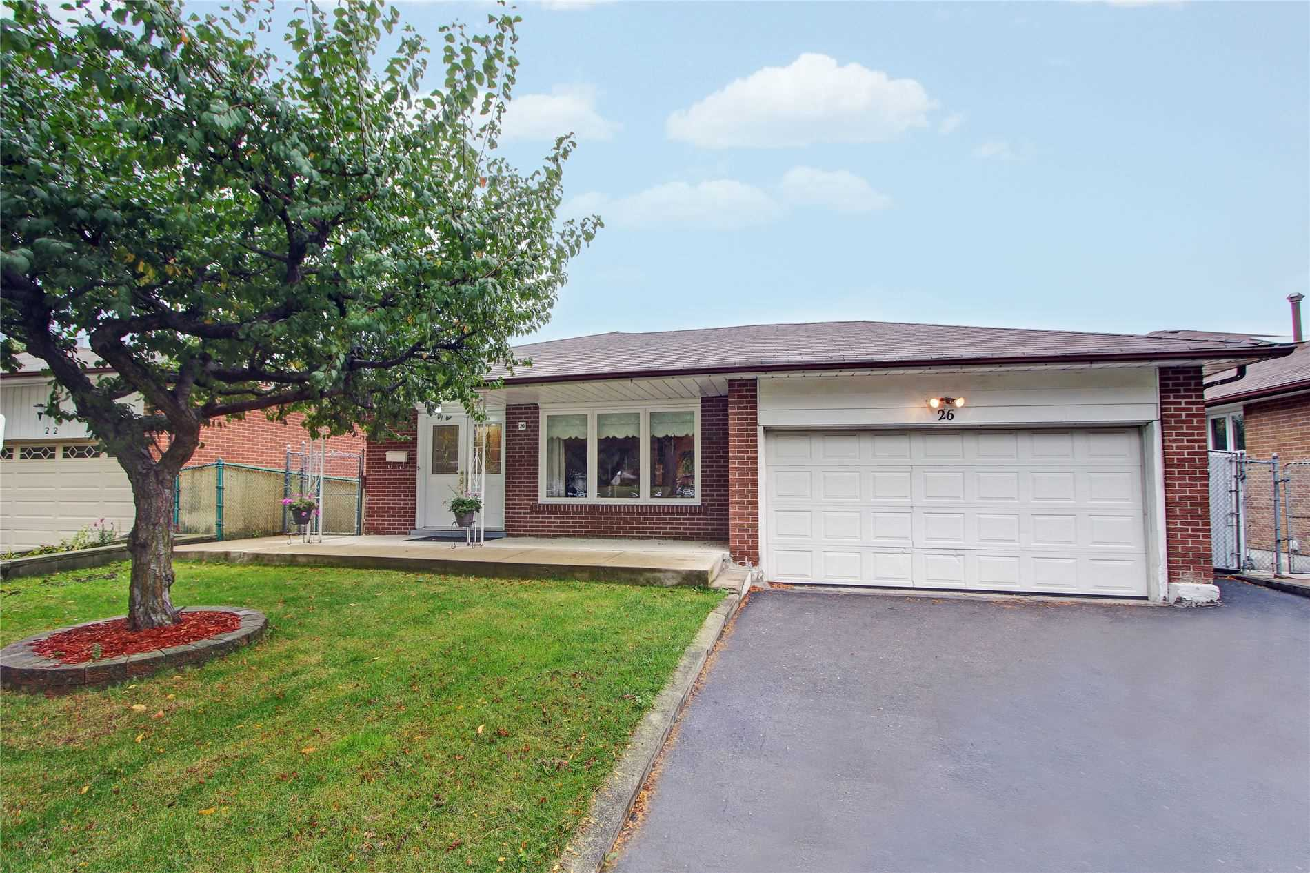 Inactive: 26 Ladner Drive, Toronto, ON
