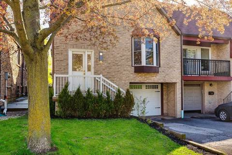 Townhouse for sale at 26 Lafferty St Toronto Ontario - MLS: W4456752