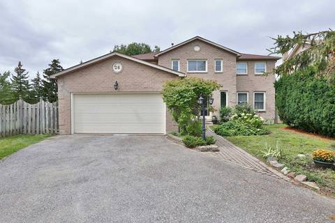 House for sale at 26 Lafleur Ct Brampton Ontario - MLS: W4567476