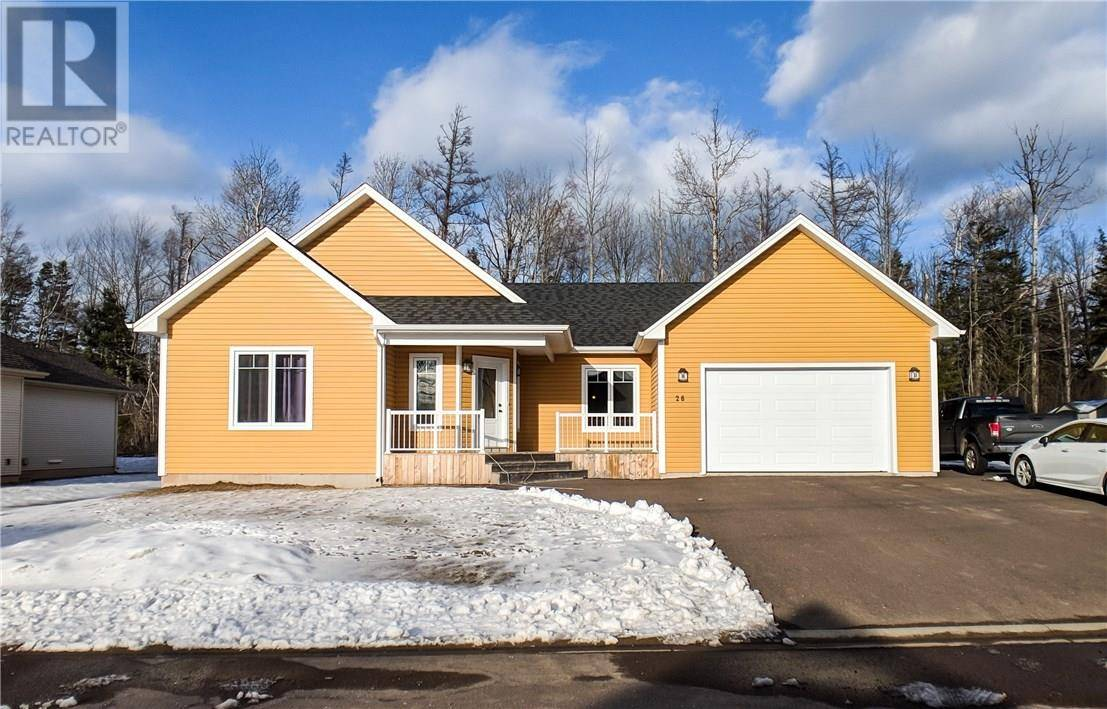 House for sale at 26 Laforge St Shediac New Brunswick - MLS: M122134