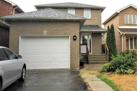 House for sale at 26 Laidlaw Dr Barrie Ontario - MLS: S4702227