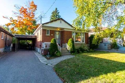 House for sale at 26 Larkhall Ave Toronto Ontario - MLS: E4603675