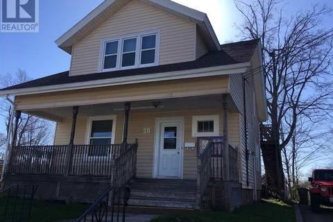 House for sale at 26 Logan St Truro Nova Scotia - MLS: 201902771