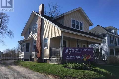 Commercial property for sale at 26 Logan St Truro Nova Scotia - MLS: 201905475
