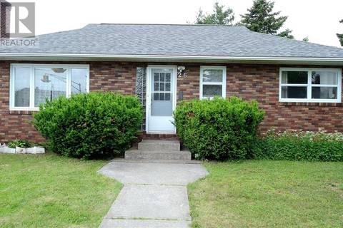 House for sale at 26 Macbeath Ave Moncton New Brunswick - MLS: M121503