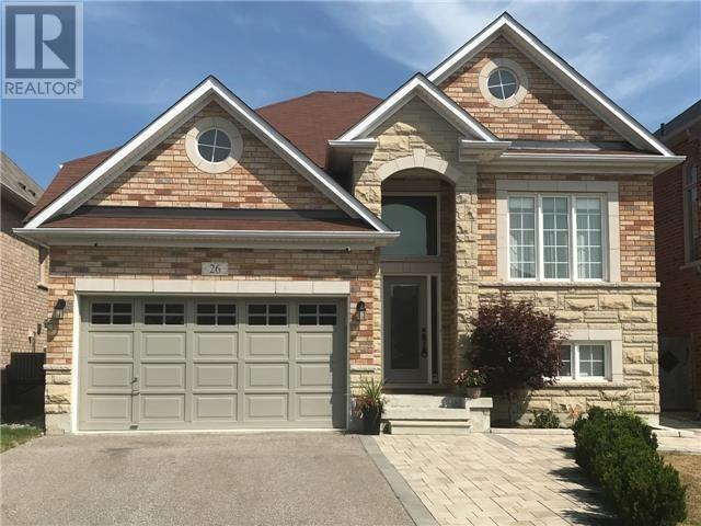 House for sale at 26 Mapleton Mills Drive King Ontario - MLS: N4207490