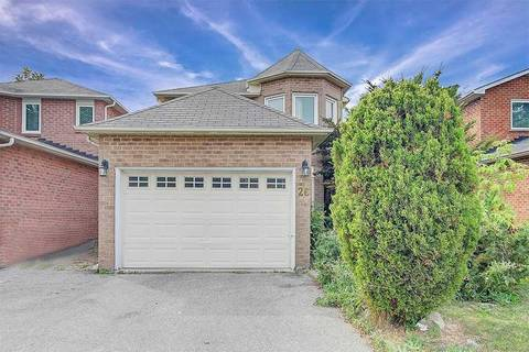 House for sale at 26 Marchwood Cres Richmond Hill Ontario - MLS: N4672316