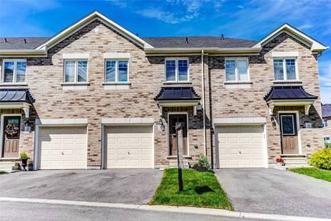 Townhouse for sale at 26 Markham Tr Clarington Ontario - MLS: E4488321