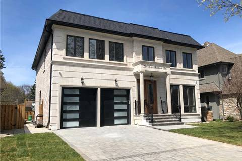 House for sale at 26 Markhaven Rd Markham Ontario - MLS: N4450721