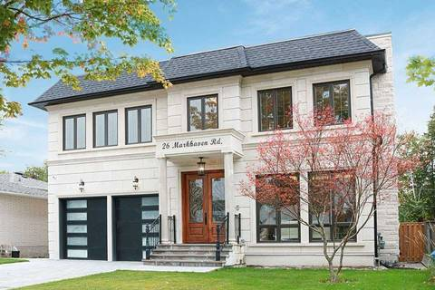 House for sale at 26 Markhaven Rd Markham Ontario - MLS: N4579217