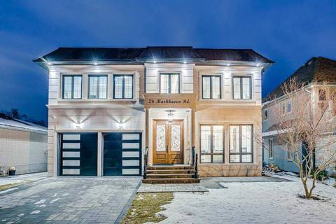 House for sale at 26 Markhaven Rd Markham Ontario - MLS: N4664638