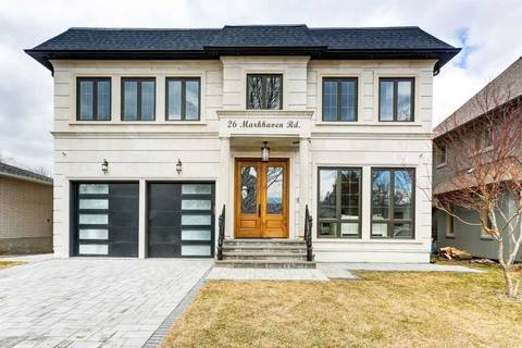 House for sale at 26 Markhaven Rd Markham Ontario - MLS: N4725595