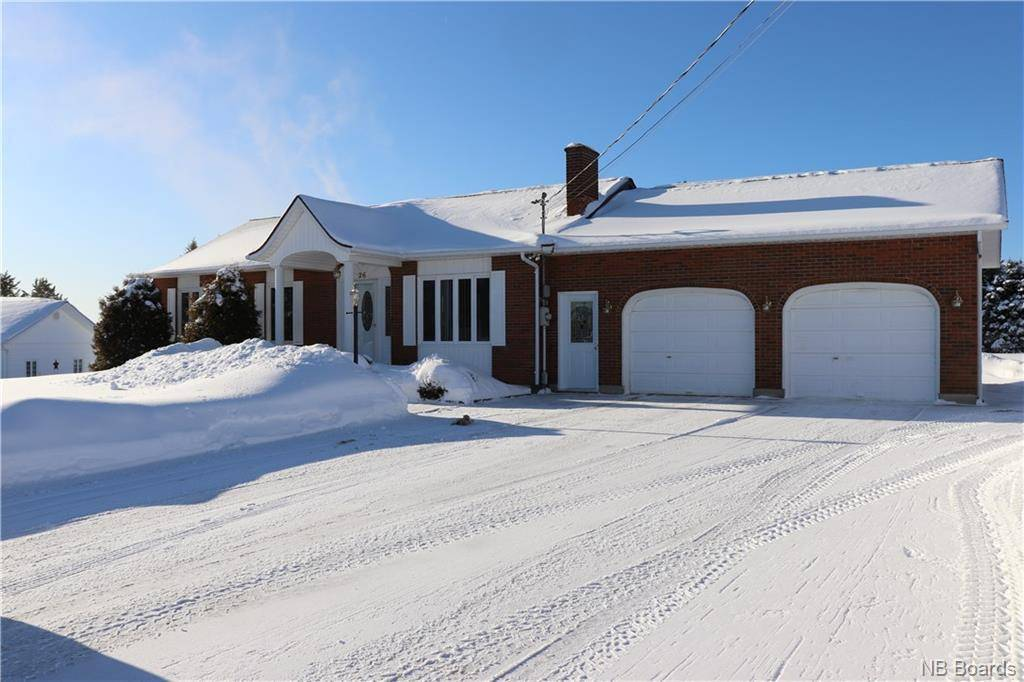 House for sale at 26 Mcclure St Grand Sault/grand Falls New Brunswick - MLS: NB039174