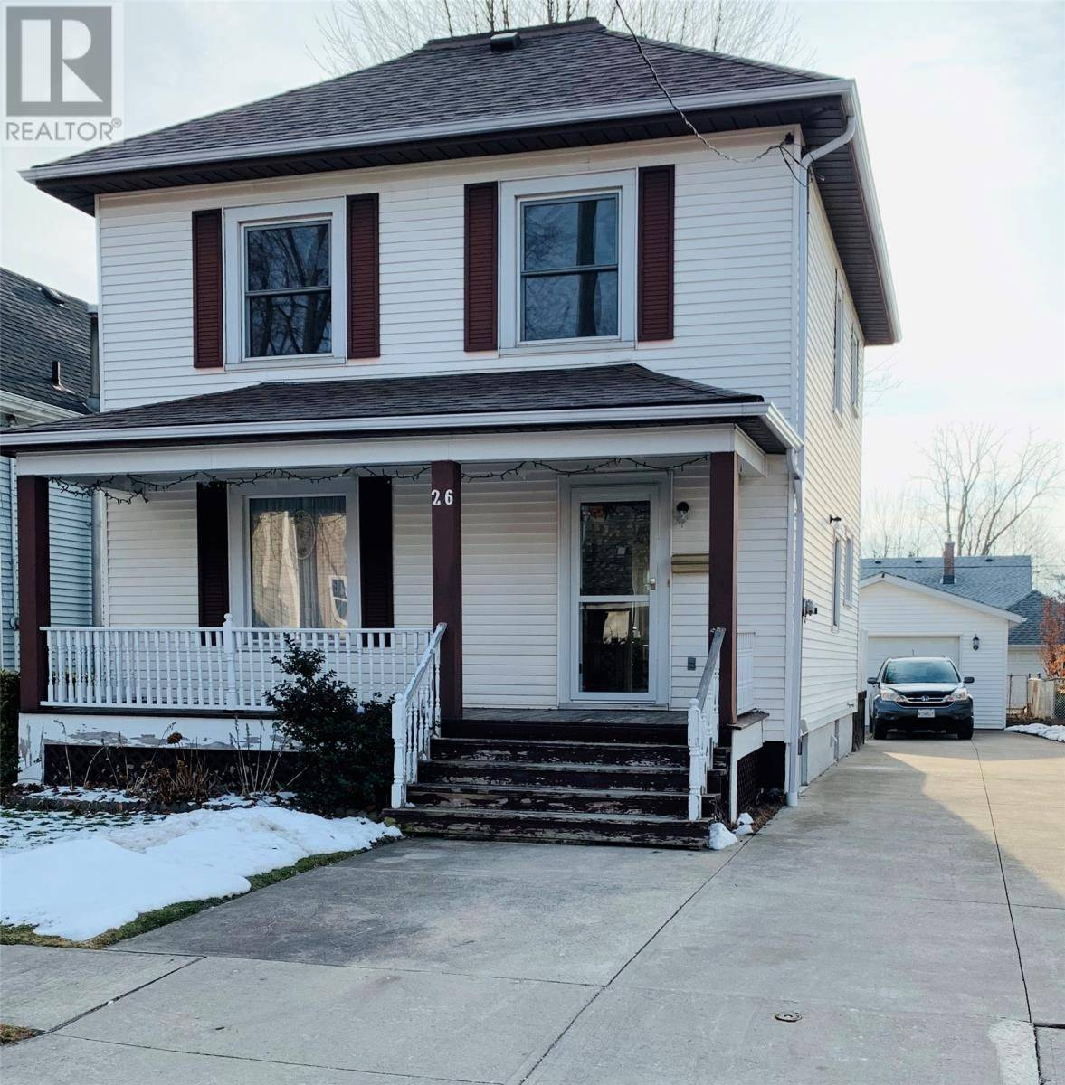 House for sale at 26 Mckeough Ave Chatham Ontario - MLS: 20001688