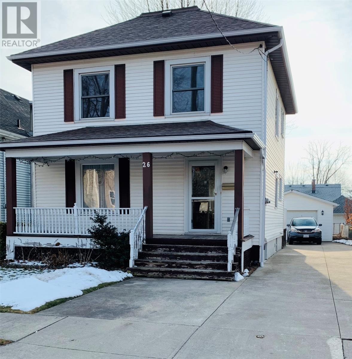 Removed: 26 Mckeough Avenue, Chatham, ON - Removed on 2020-02-24 04:21:05