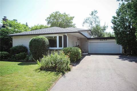 House for sale at 26 Miller Rd Oakville Ontario - MLS: W4547156